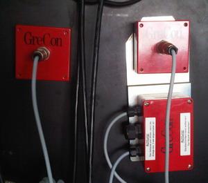 德国GreCon火花探测系统